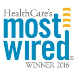 Most Wired Hospital Winner2016