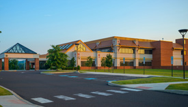 Exterior shot of Sellersville Outpatient Center.