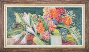 Hallman Bouquet Artist: H Theodore Hallman, Sr.