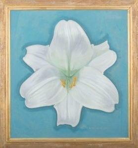 Tiger Lily Artist: H Theodore Hallman, Sr.